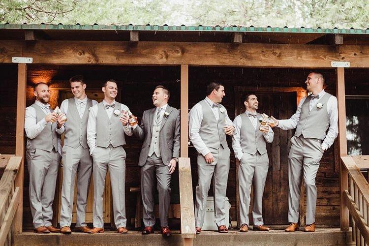 Cowboy Wedding