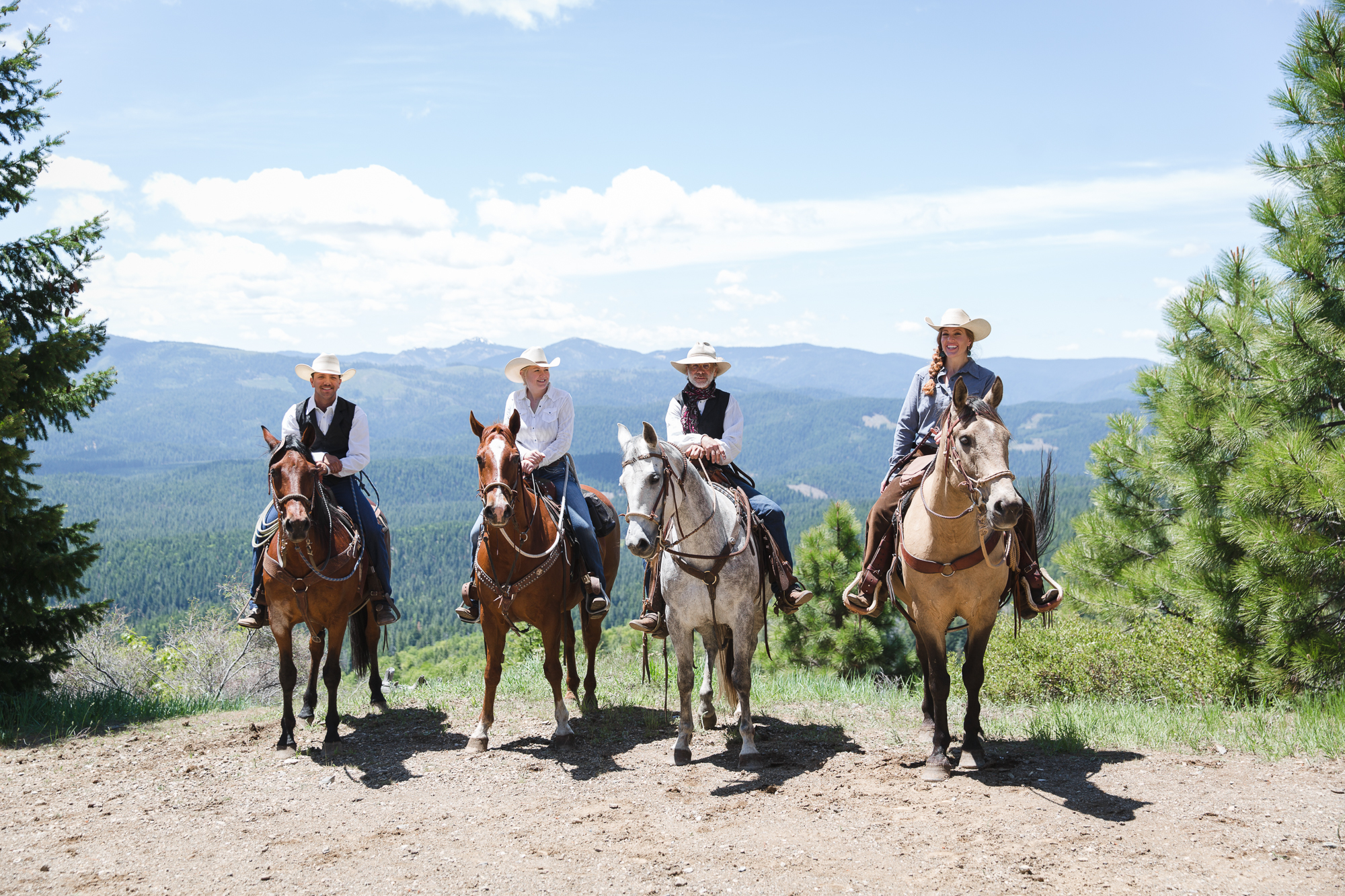Enjoy the culture of the old west at Greenhorn Ranch in California along with wonderful Western hospitality