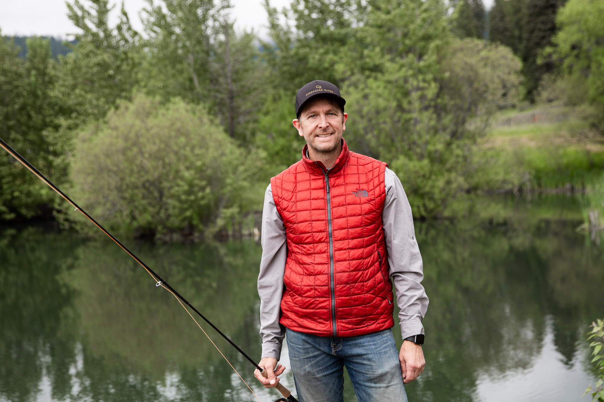 Certified Fly fishing Guide at Greenhorn Lodge
