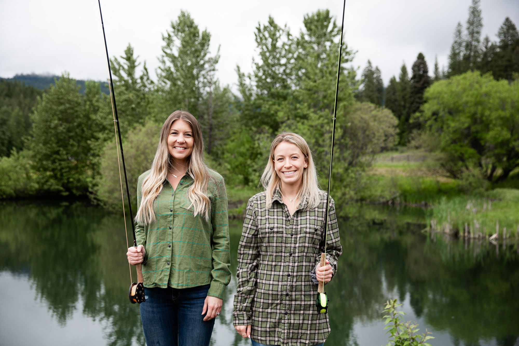 women's fly fishing retreat at Greenhorn Ranch