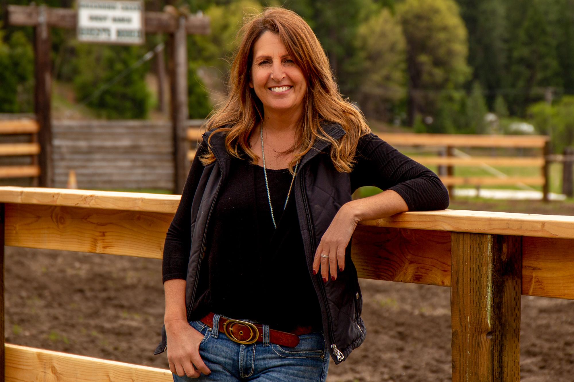 Jill Rivoli, Equine Assisted Learning Facilitator