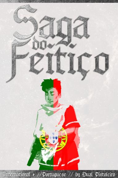 2014 Spell Saga Portuguese w/Dual Pistoleiro announcement