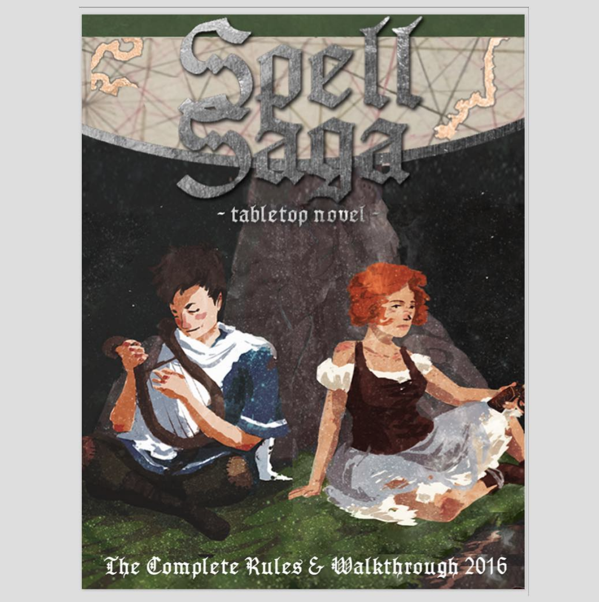 2016 mockup cover for the 2016 Rulebook