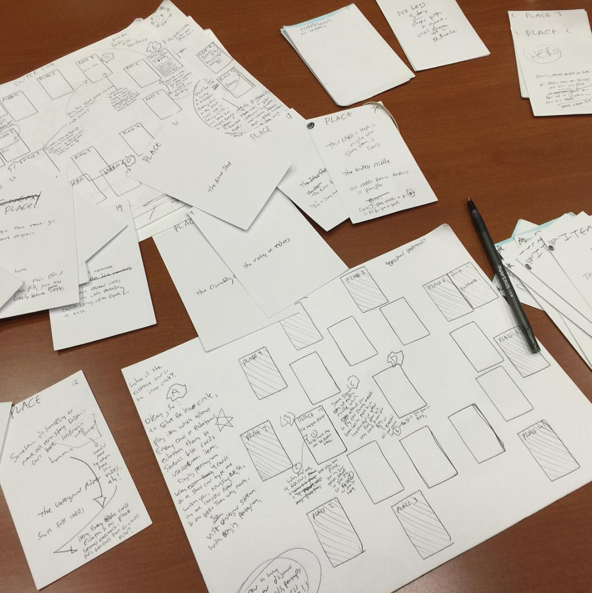 2016 rwTDS game design notes October 27th