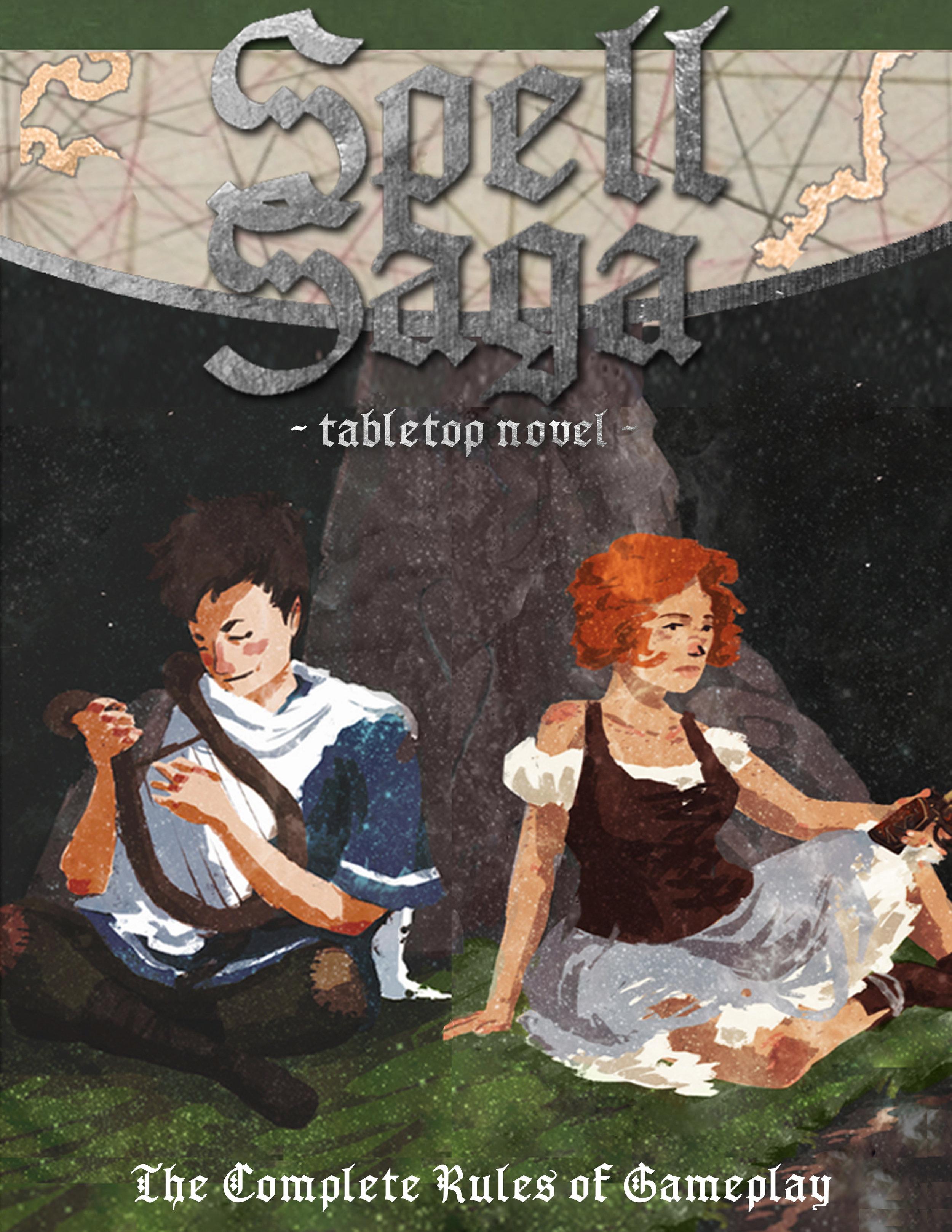 Spell Saga English Language 2019 Rulebook