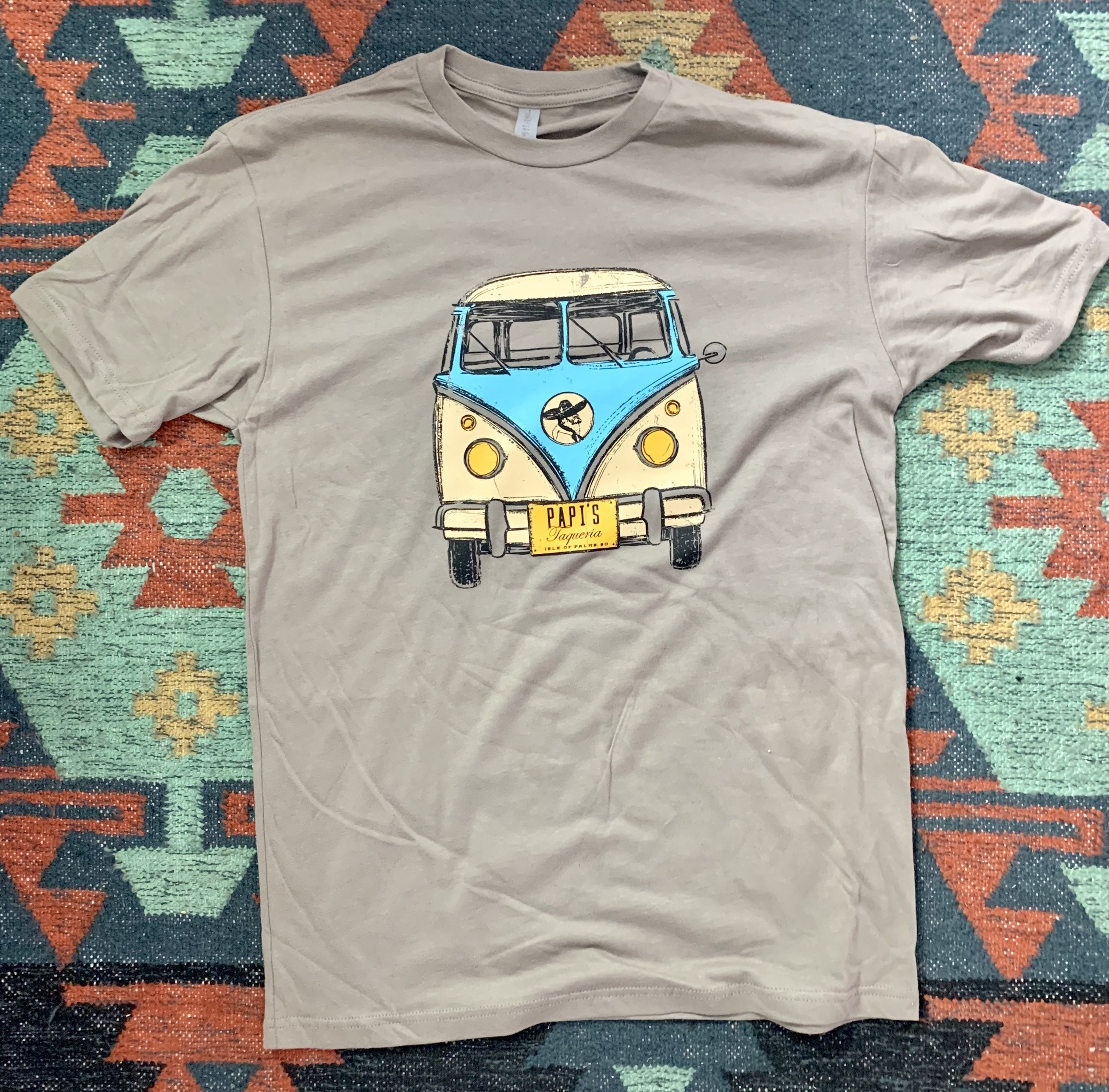 VW Bus Soft T $25