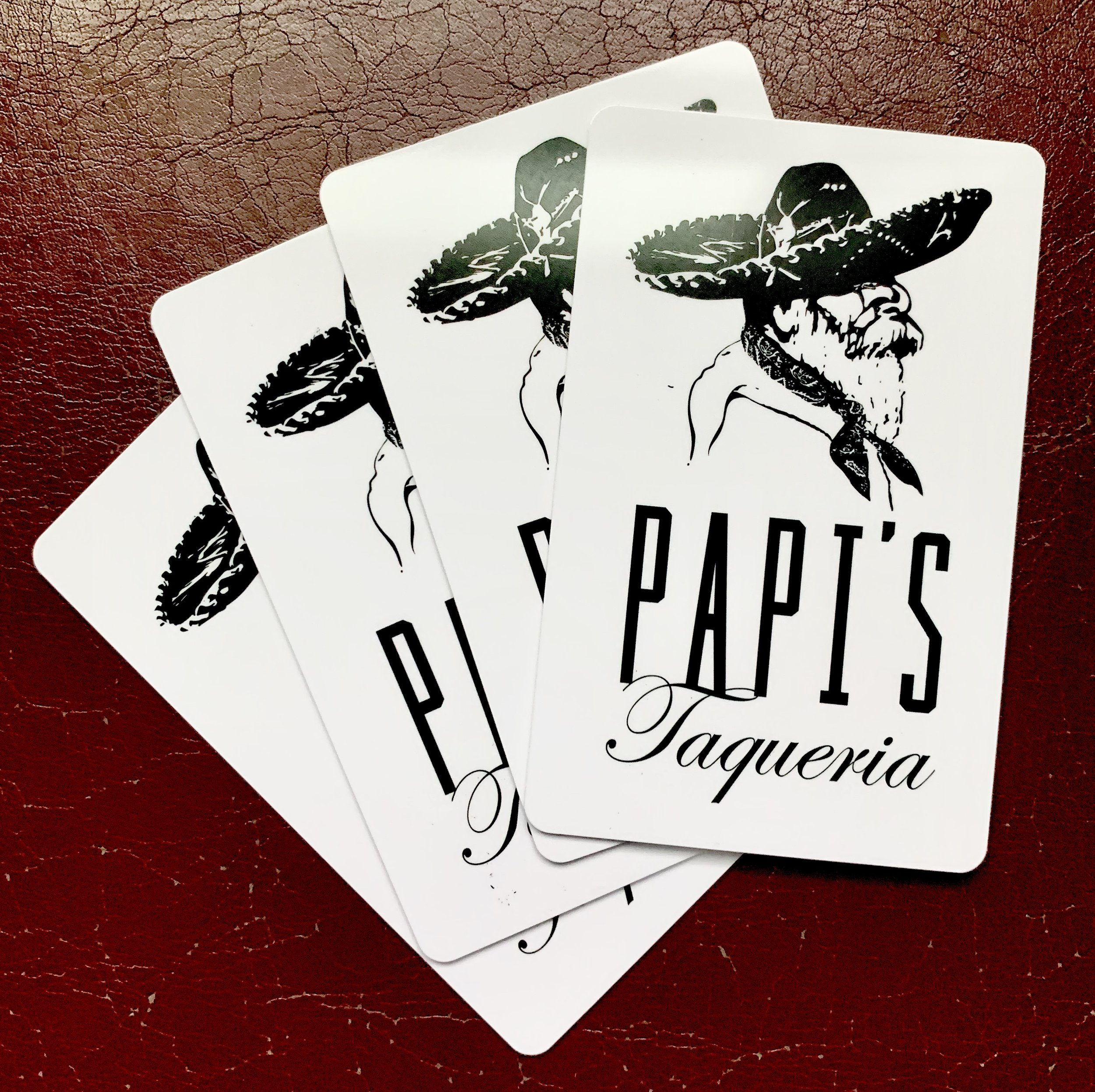 Papi's Gift Cards