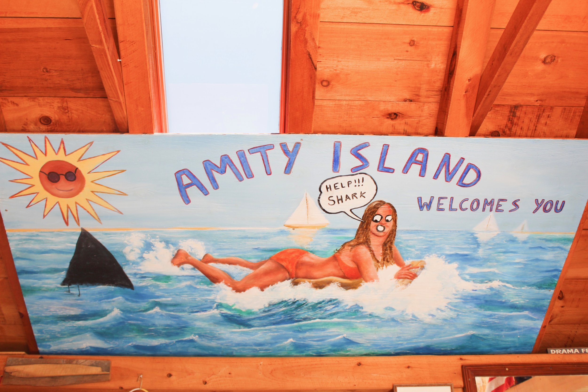 anyone recognize amity island?! hint: JAWS!!!