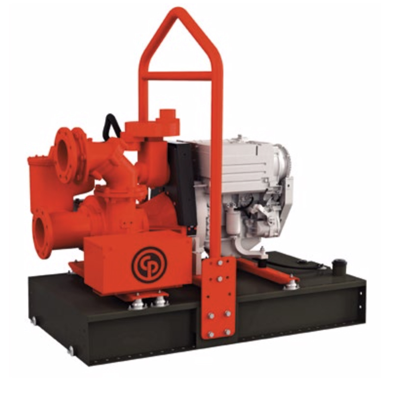 Centrifugal Pump CPP4 T4F  CPP medium flow pump range is packed with features that not only meet, but exceed the needs of the market. We are focused on an efficient, extremely versatile pump that is suitable for many industries, including construction, general dewatering and emergency applications, such as flood clean up.