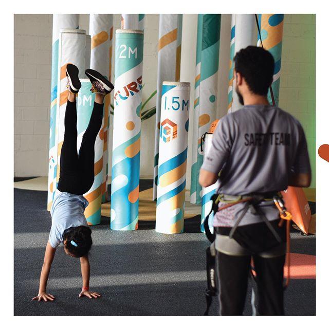 Get your workout in this summer 🏋️♀️! • • • تمرن وحسن لياقتك البدنية هذا الصيف ☀️! • • • #summer #cube #epicadventure #summervibes #workout #bahrainactivities #challenge #manama #riffa #health #challengeyourself #hoops #fitness