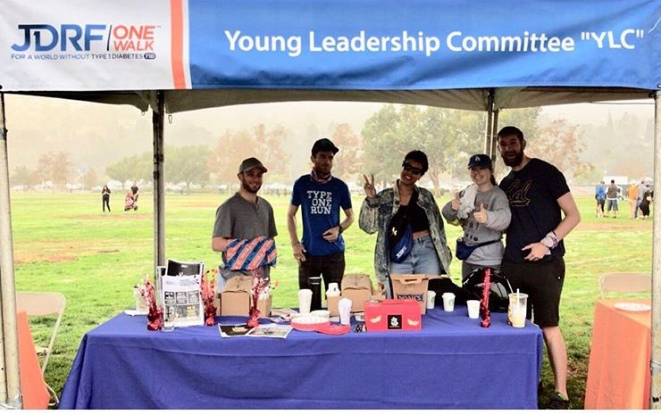 Join us as an ambassador - and encourage young adults to get involved.