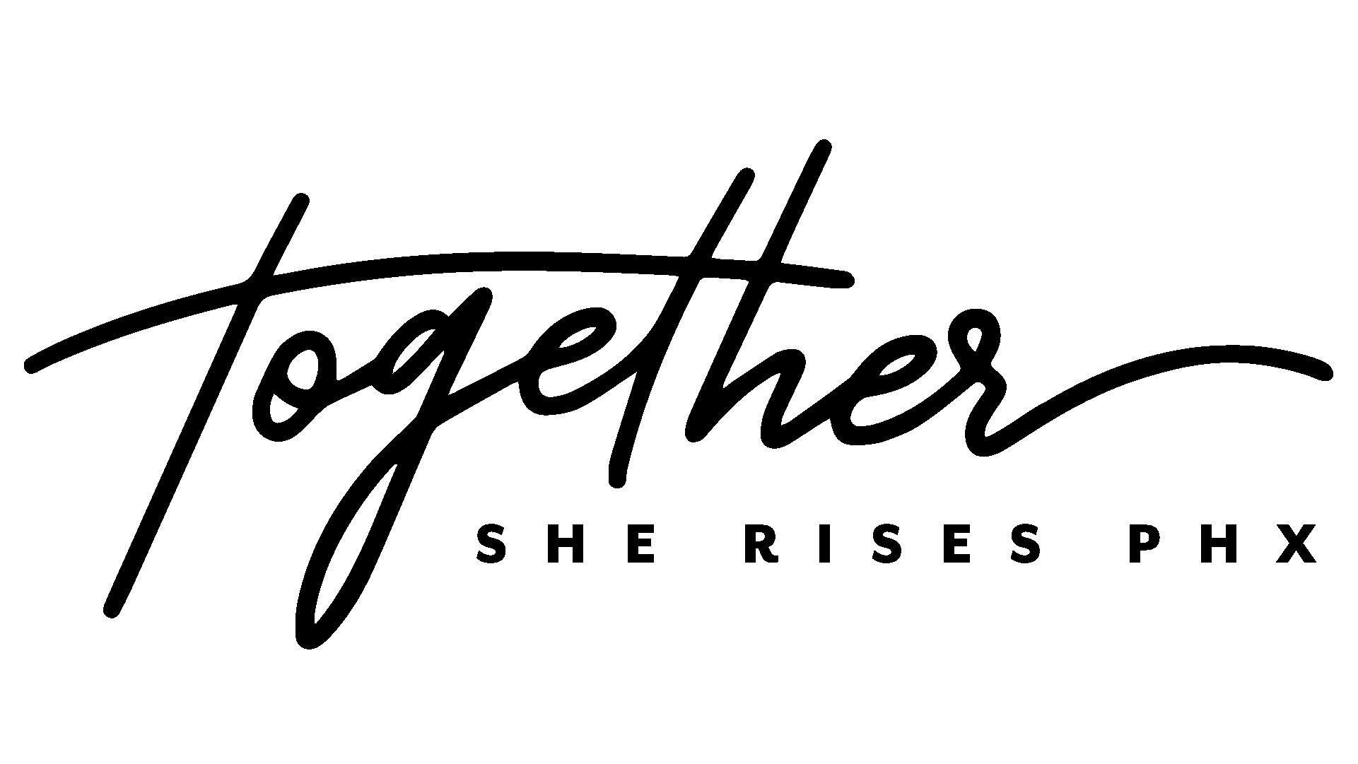 She Rises Logo - .png format