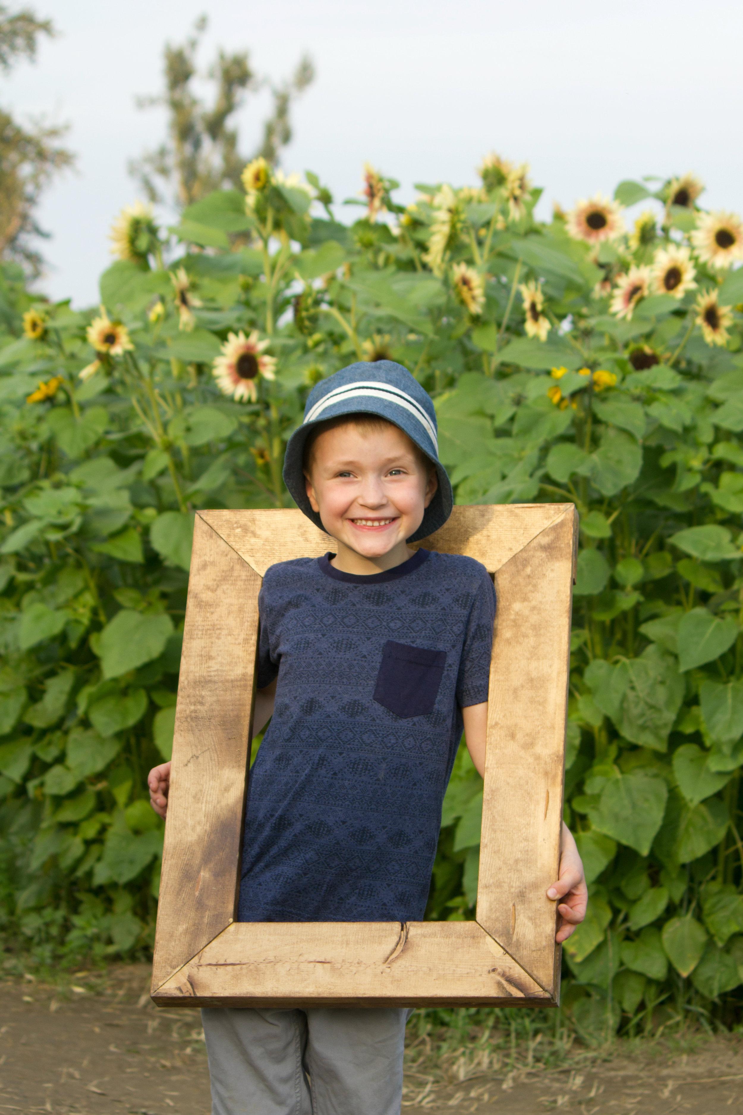 Chilliwack Sunflower Festival Kid Friendly