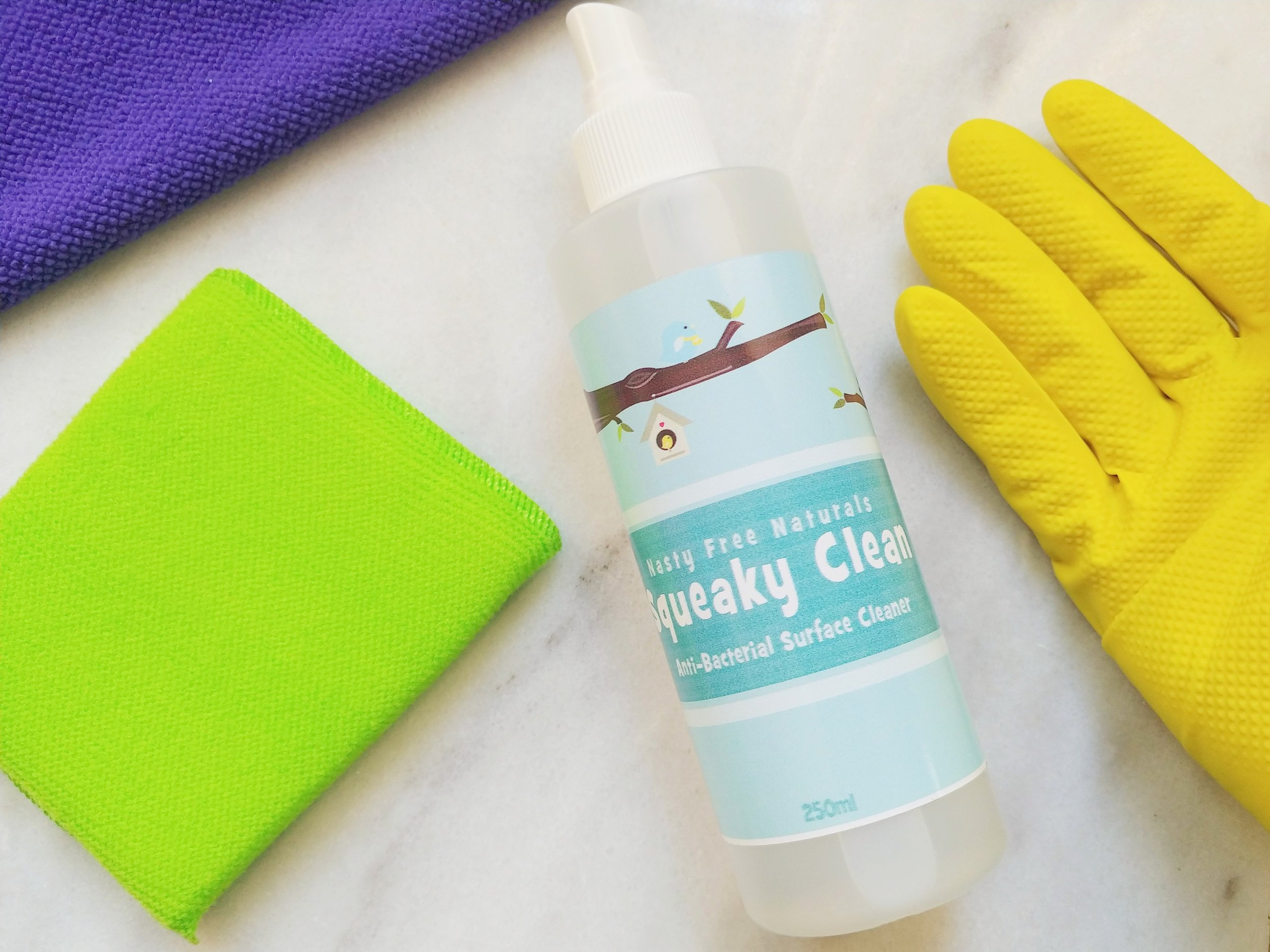 Anti Bacterial Cleaner from  Nasty Free Naturals  in Port Moody, BC