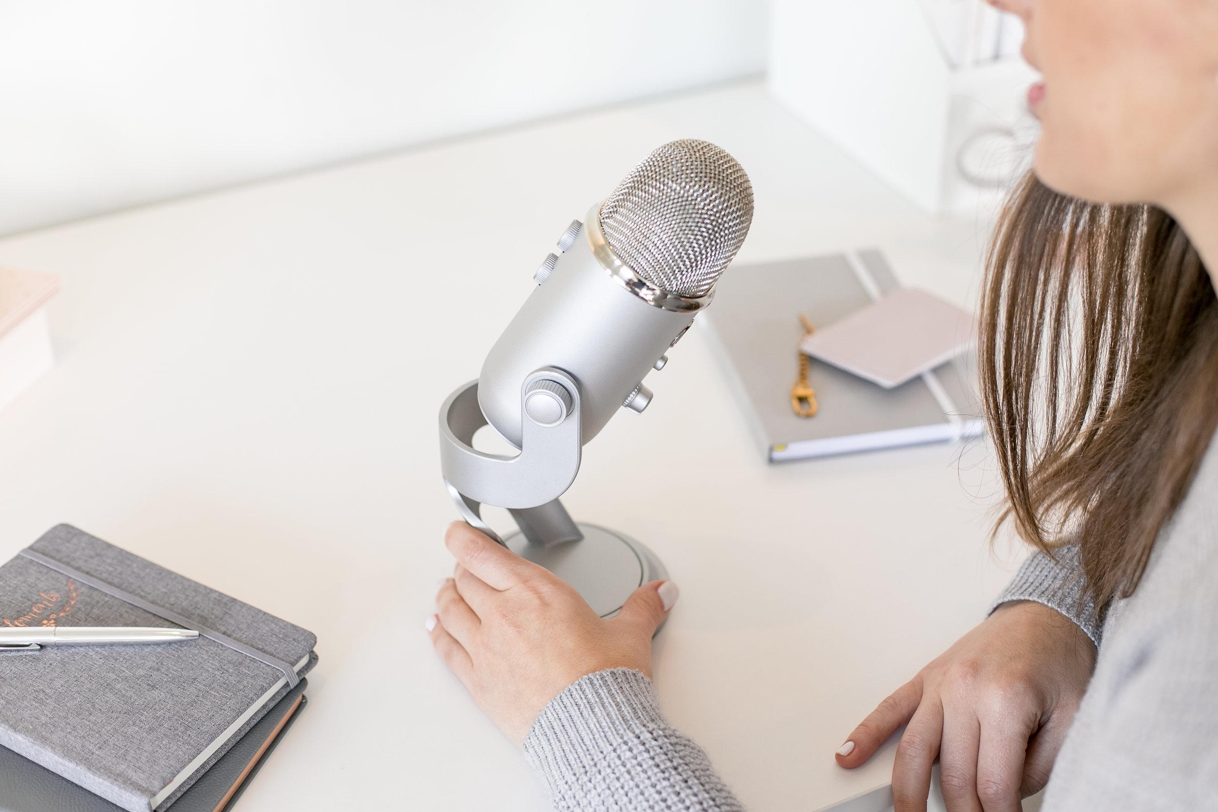 Podcasts for Female Entrepreneurs