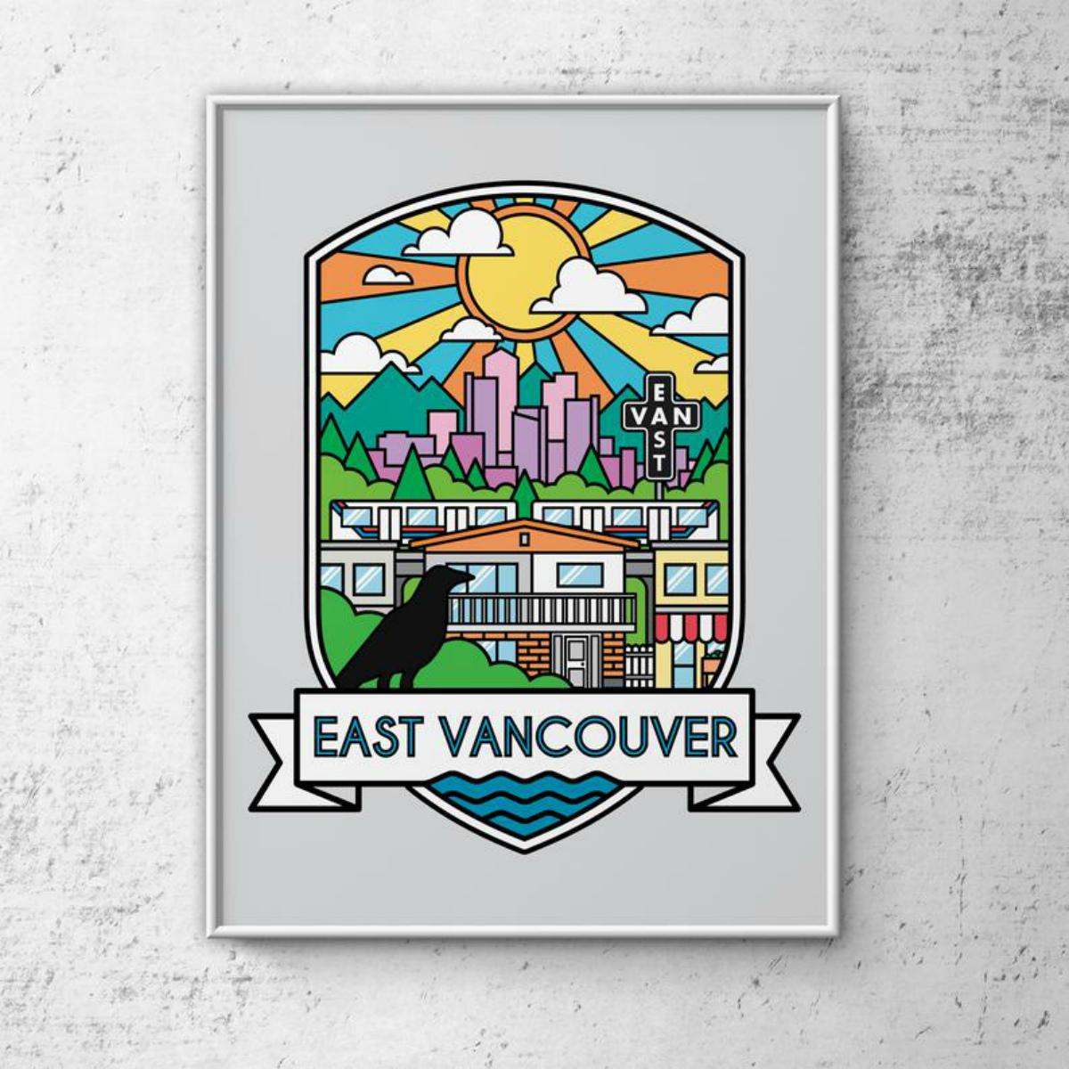 East Vancouver Art