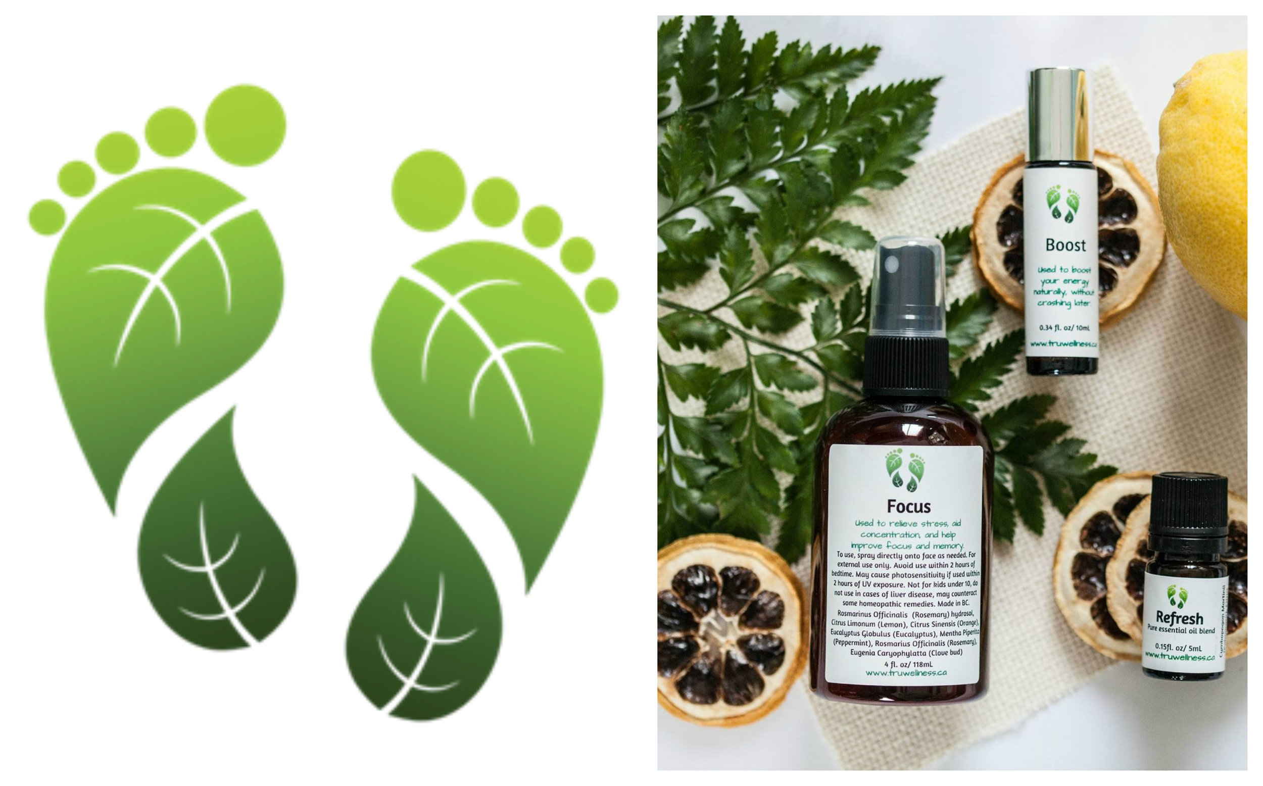 TruWellness  - Reflexology, aromatherapy andHandcrafted Aromatherapy wellness products in Abbotsford BC
