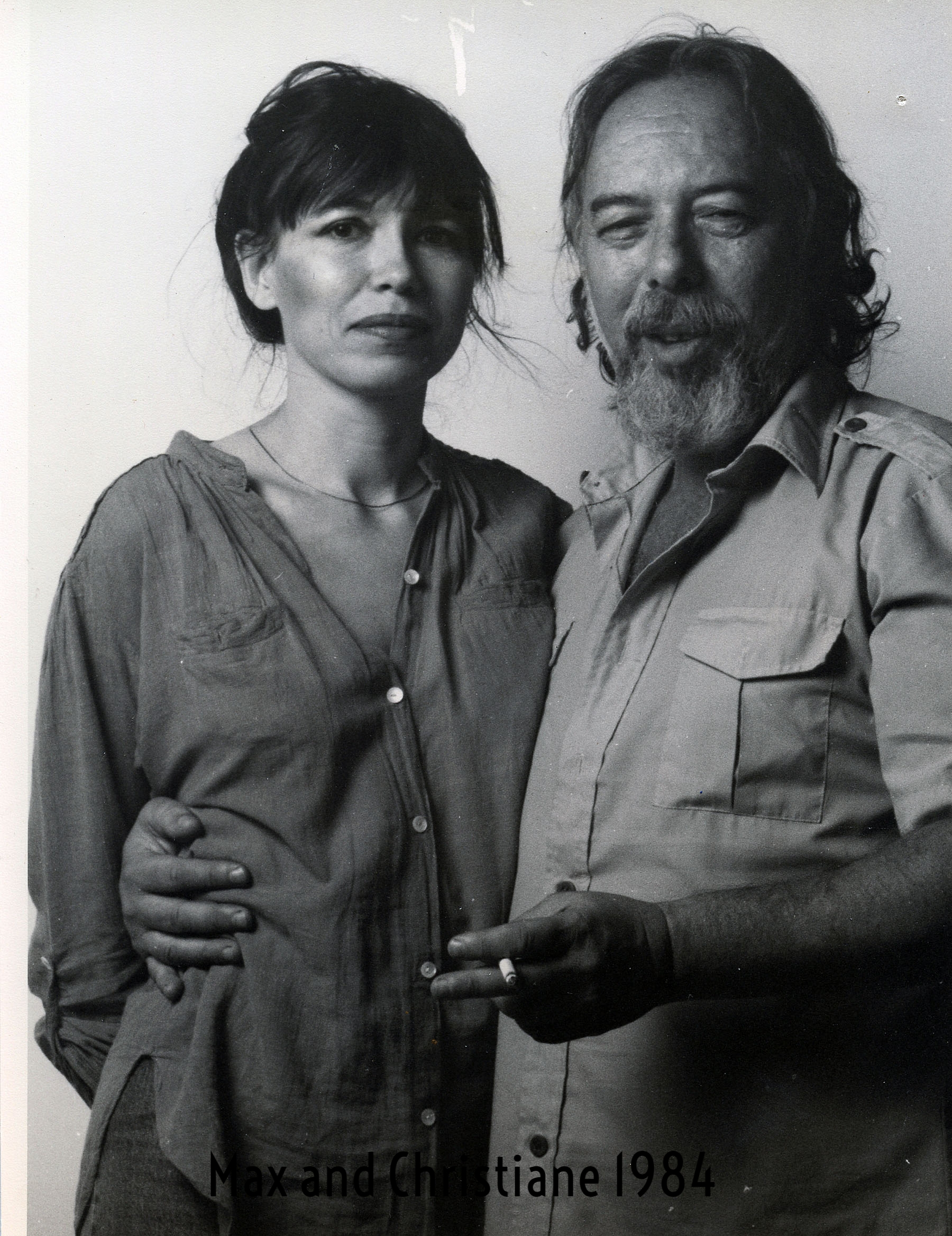 CFS and Max Shertz 1984.jpg