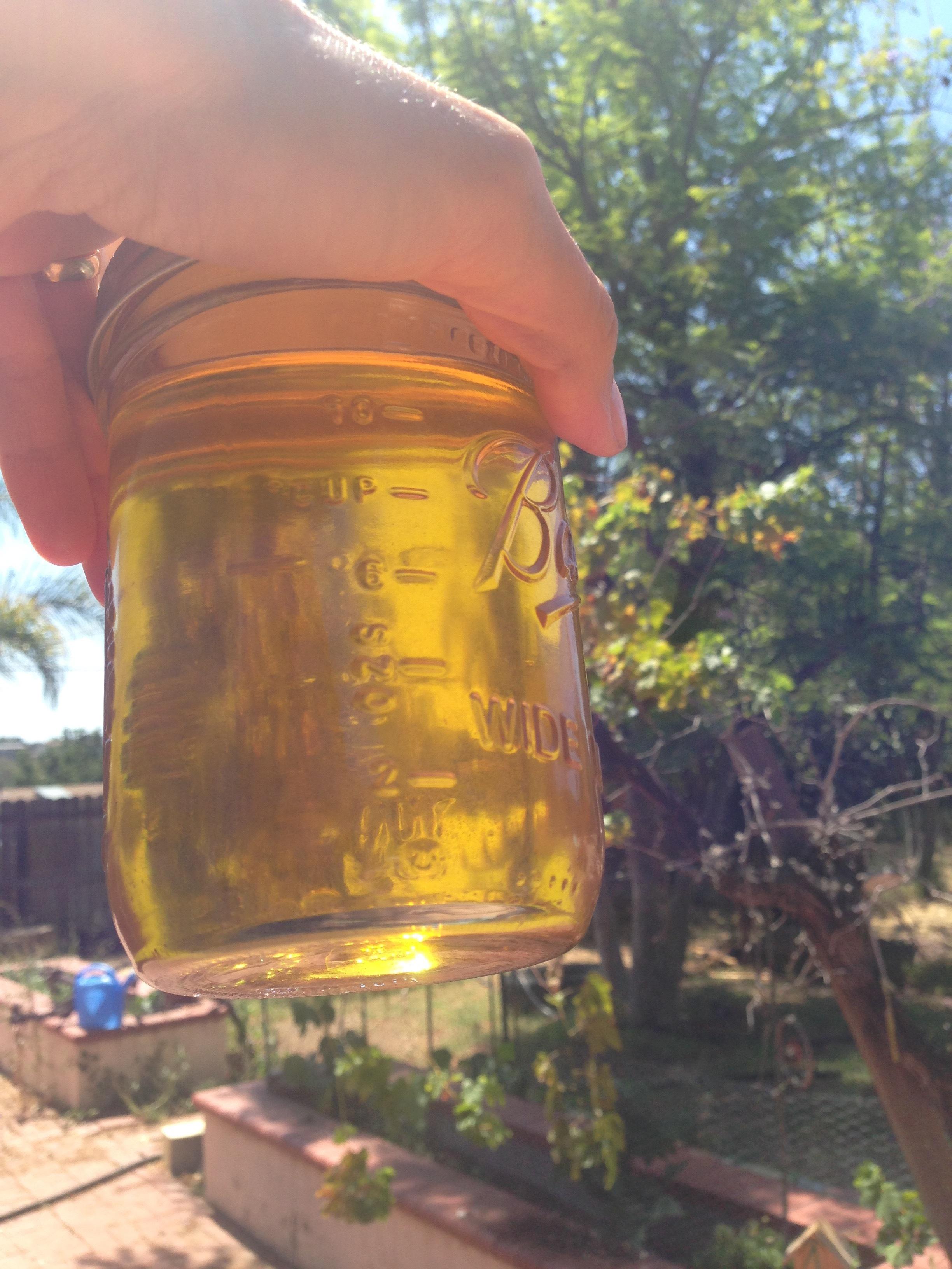 Herbal Infused Oils -