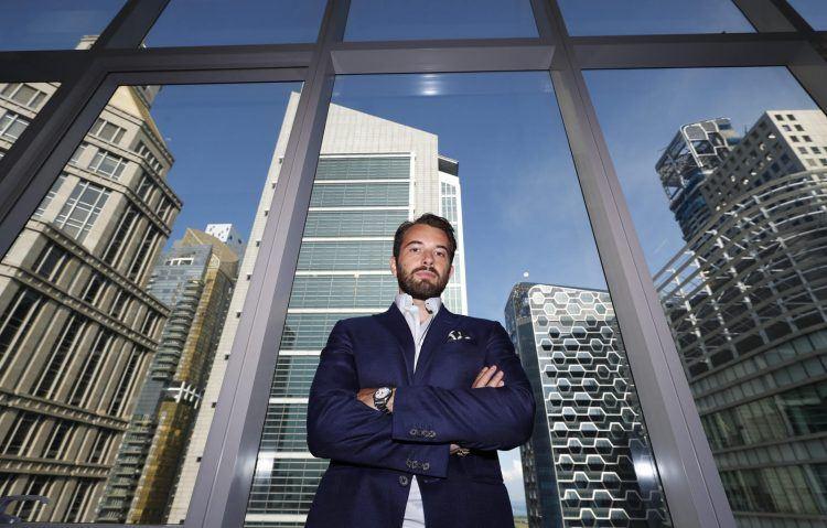 FlySpaces founder and CEO Mario Berta