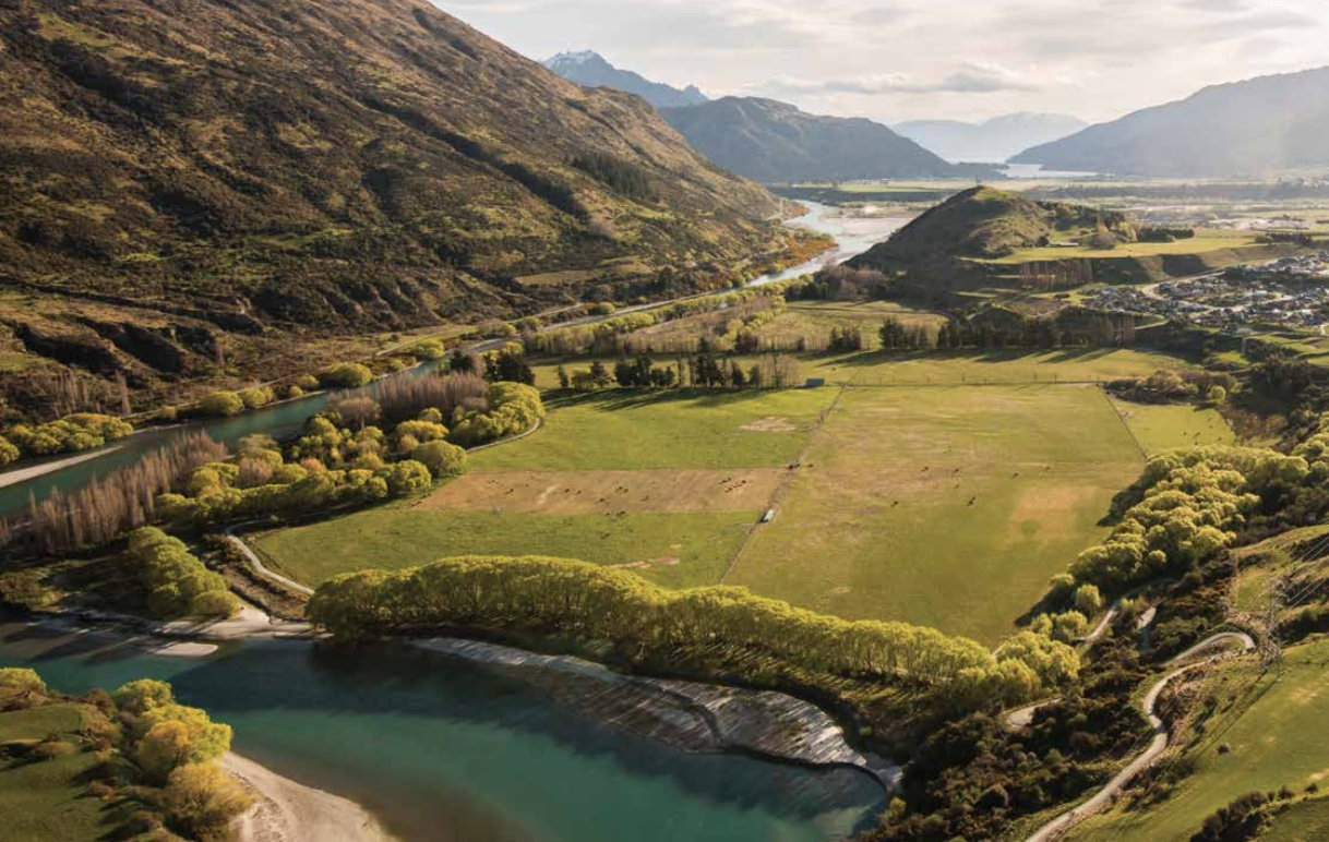 Bridesdale Farm Queenstown Property Investment