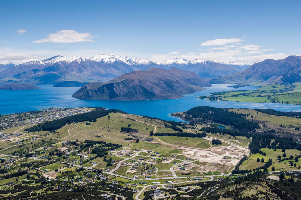 Northlake - Wanaka, New Zealand