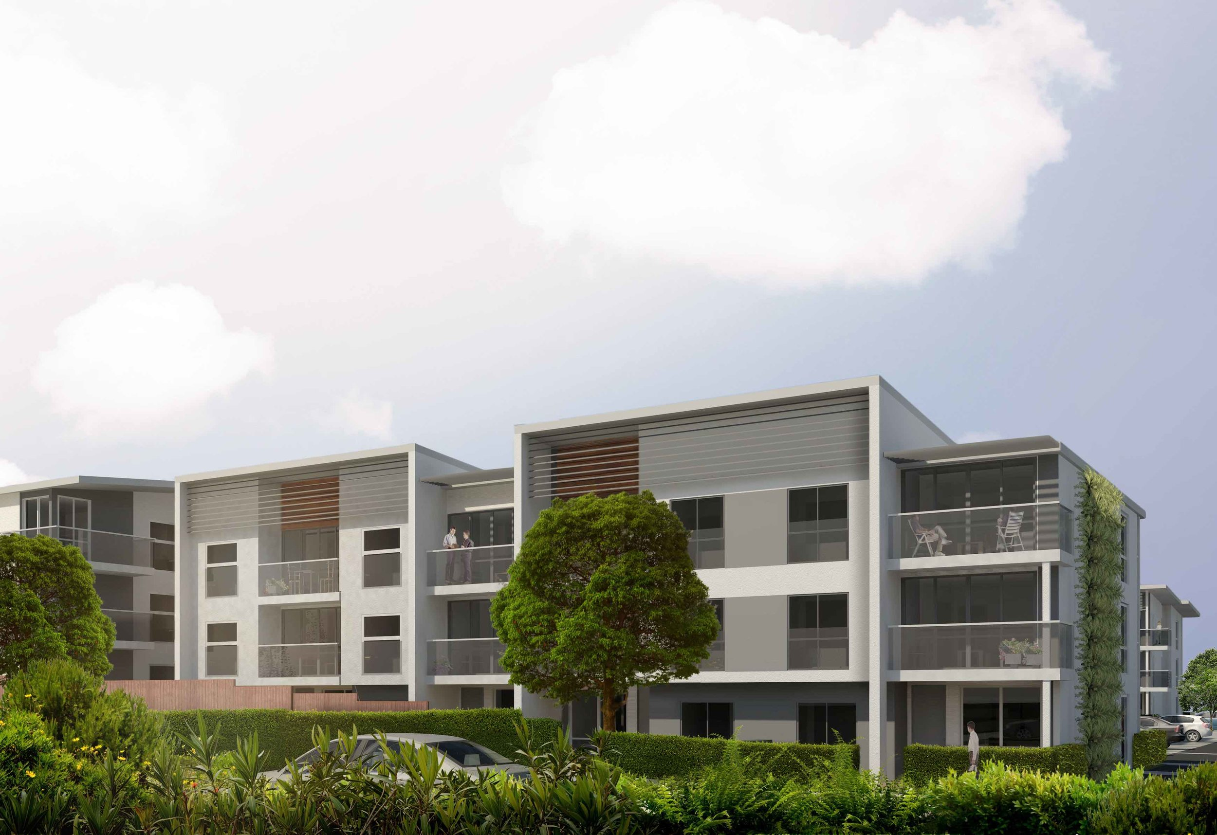Avenue off the plan Apartments Property Investment