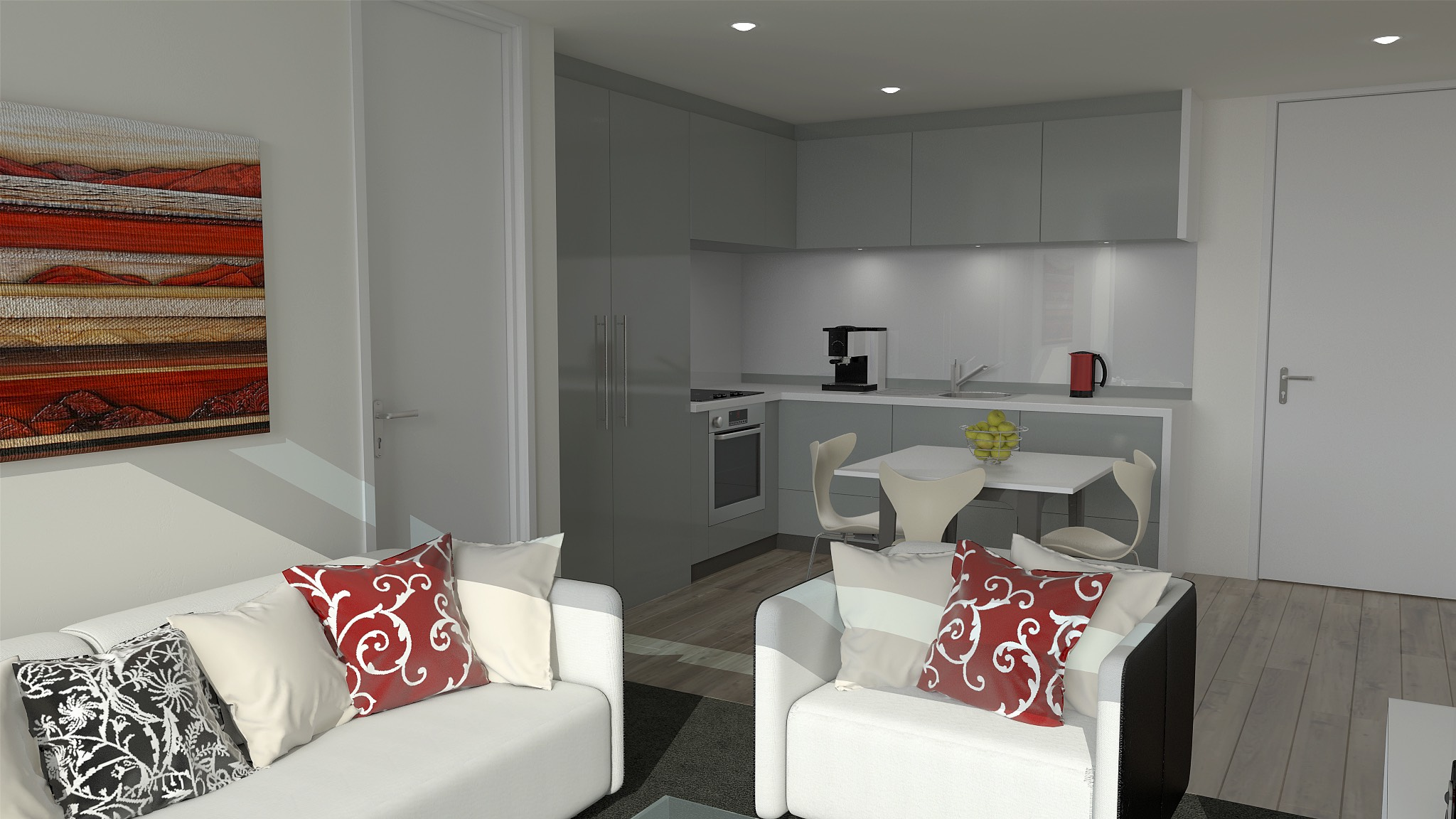 Avenue new off the plan Apartments Property Investment