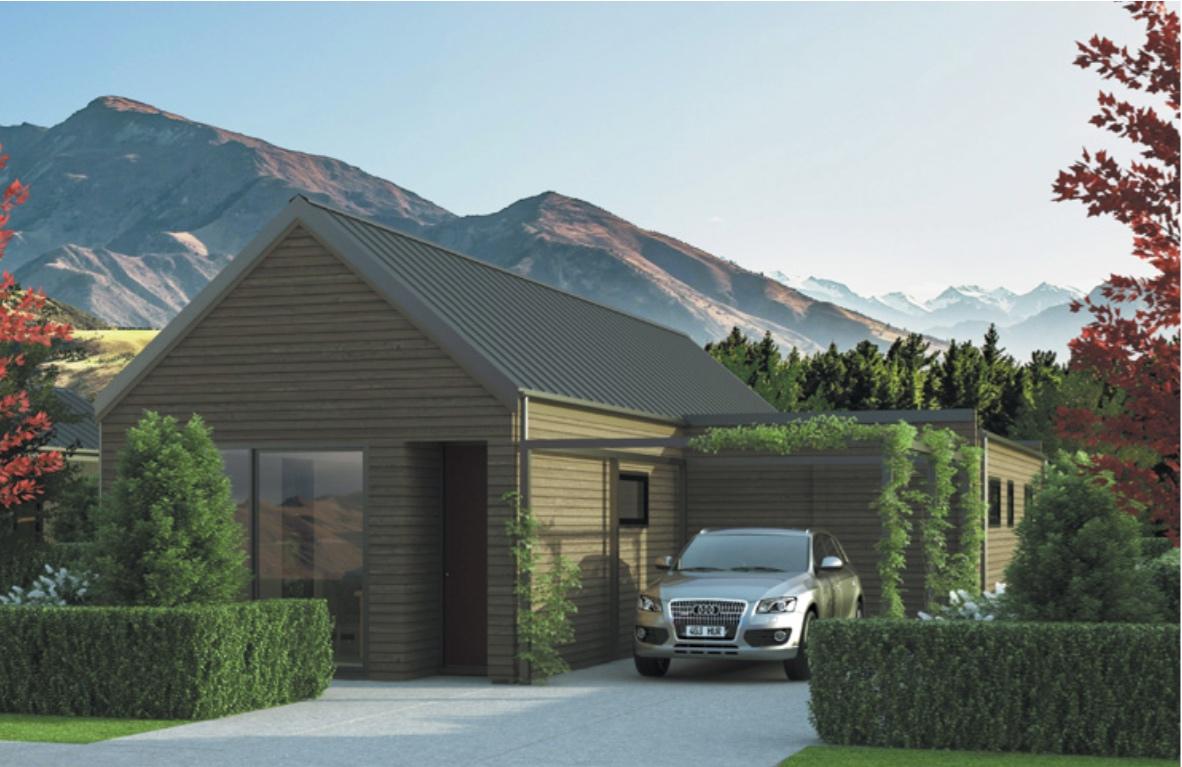 Northlake Wanaka Property Investment house and land