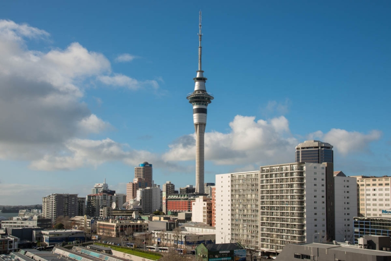 Auckland central -