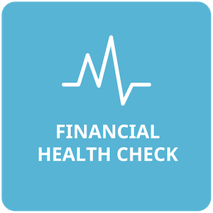 Schedule a financial health check