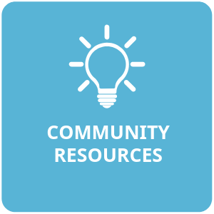 Connect to the community resources