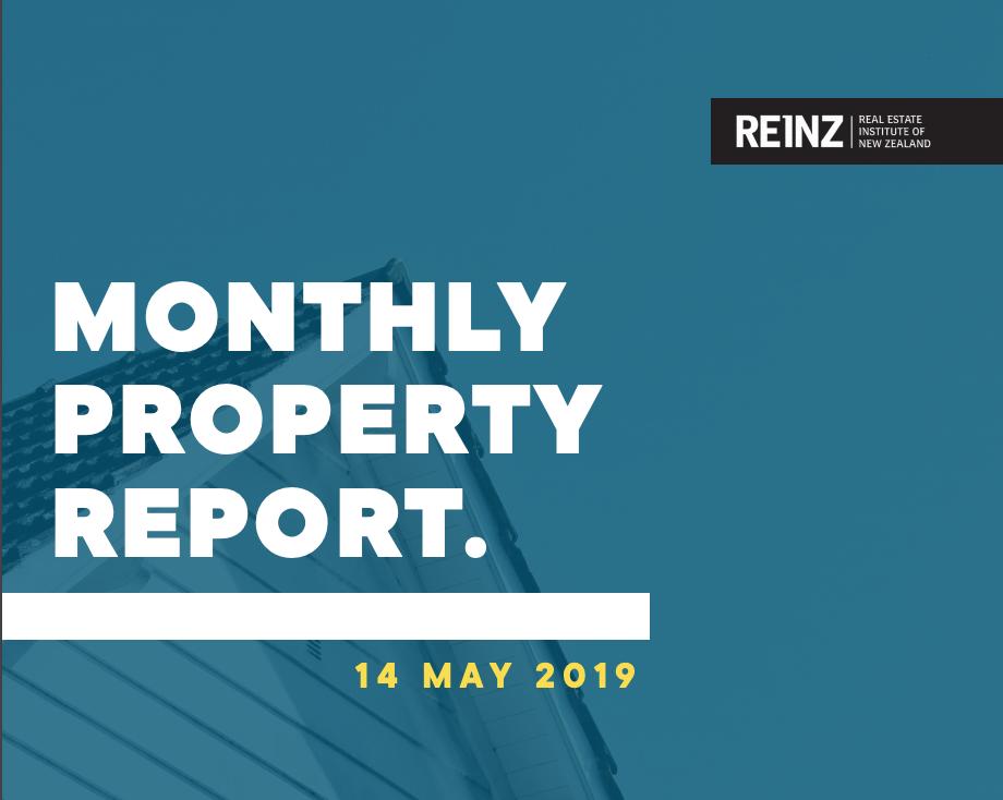 REINZ May Report