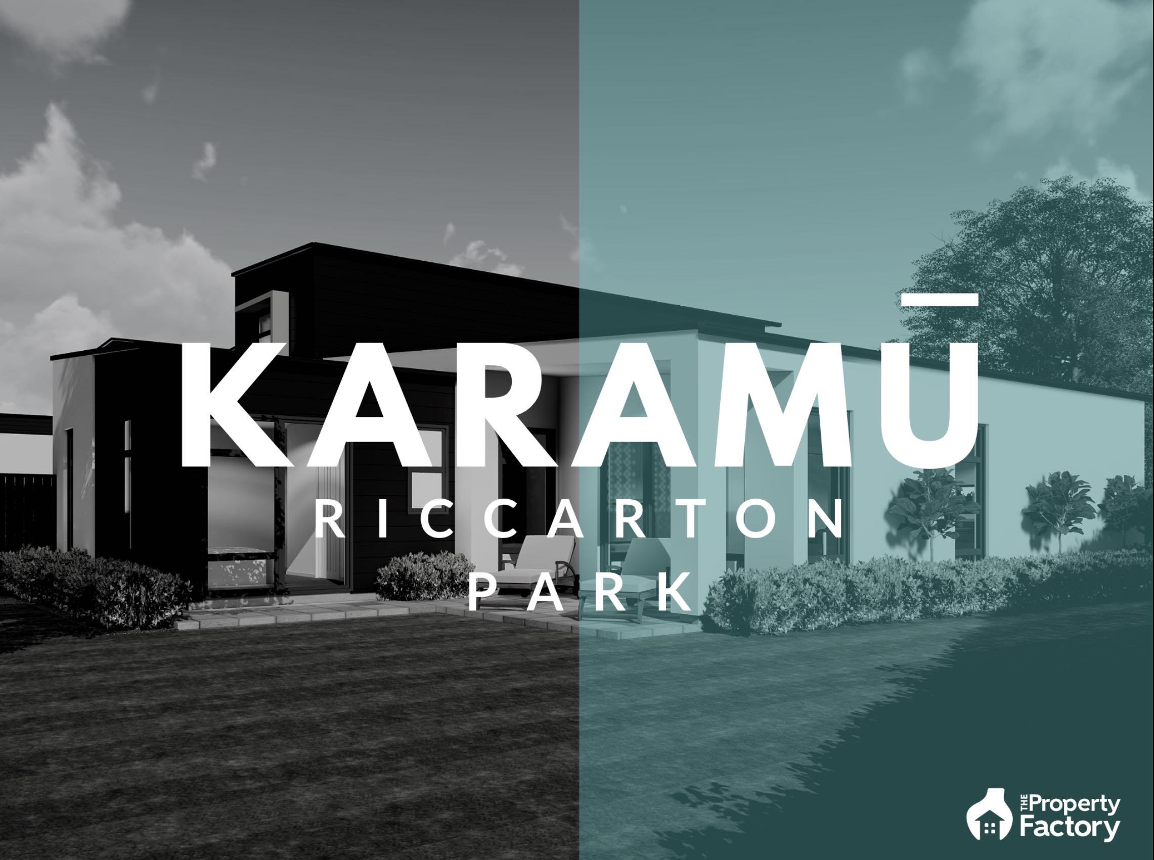Property Investment Report Karamu