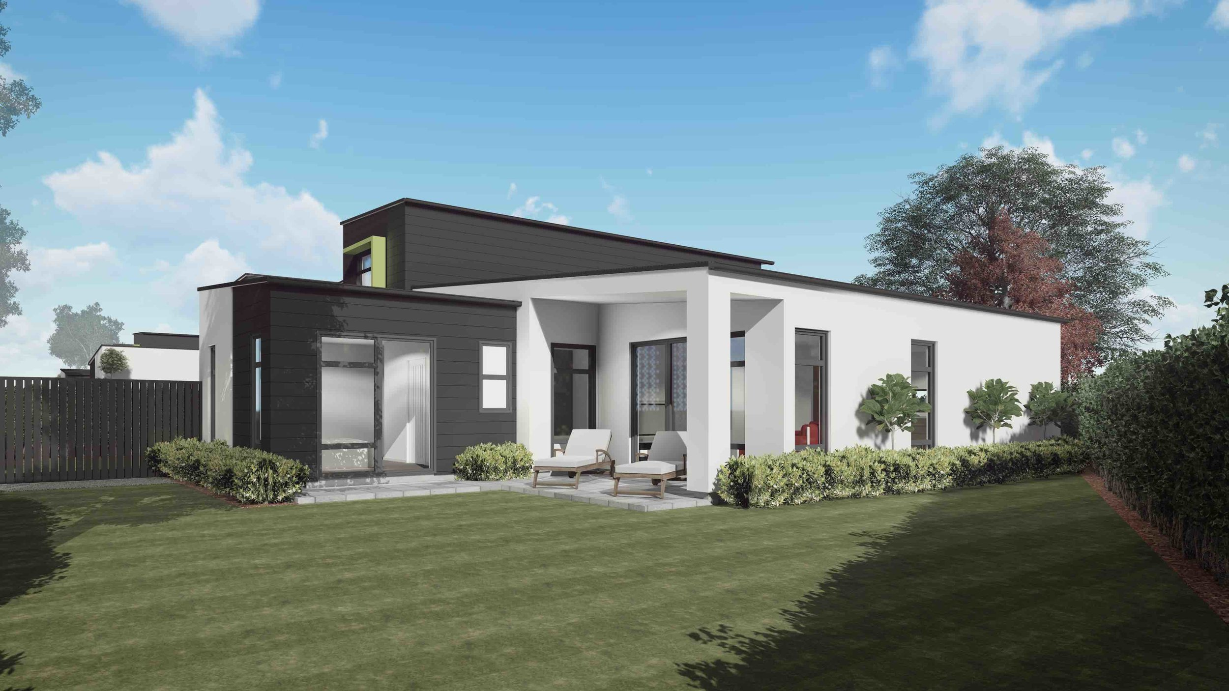 Riccarton park Christchurch Townhouses -
