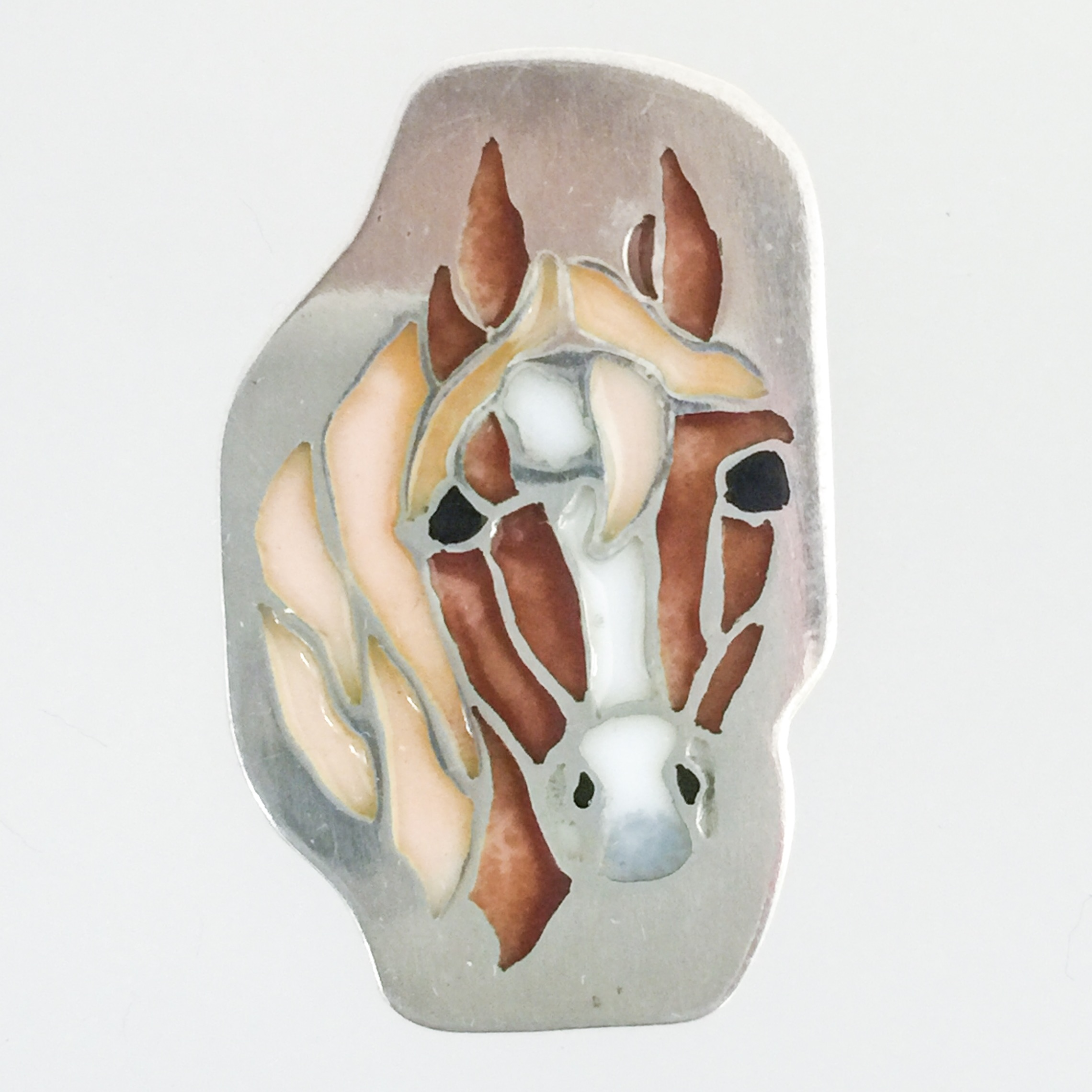 Horse - Front Facing