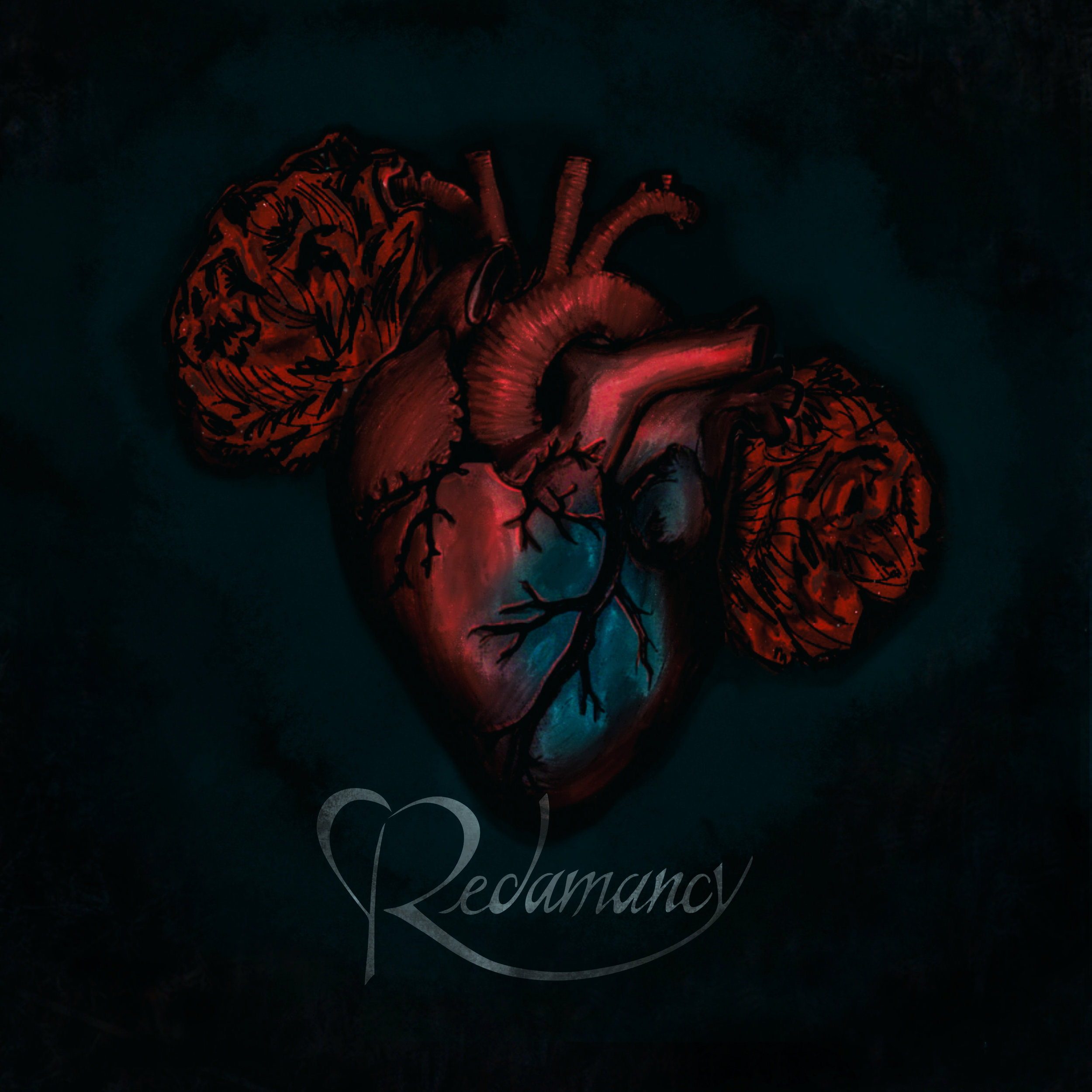 Click to download  Redamancy EP Cover Art  in full resolution
