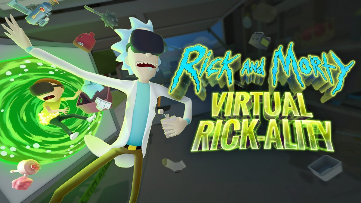 Rick and Morty: VR - Rick and Morty: Virtual Rick-ality was the result of meeting Justin Roiland, eating delivery indian food at his house, and pitching him on the idea of combining Job Simulator with the R&M IP. Led the deal, assisted with production, hiring, vision, and contributed some jokes.