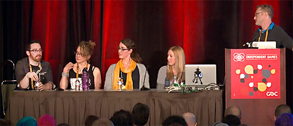 GDC '15 | San Francisco - Producer Panel: Managing Your Indie TeamVideo: http://www.gdcvault.com/play/1022225/Producer-Panel...