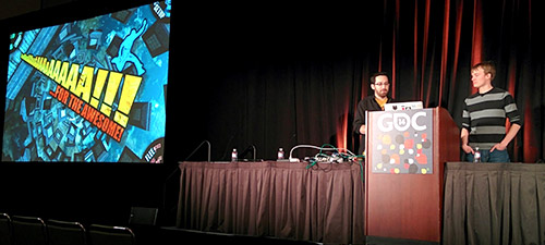 GDC '14 | San Francisco - Optimizing for Multi-Platform Development as a Small StudioMore Info: http://schedule2014.gdconf.com/session-id/825994