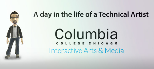 Columbia College '10 | Chicago - A day In The Life Of A Technical ArtistMore info: https://www.chicagoreader.com/chicago/Even...