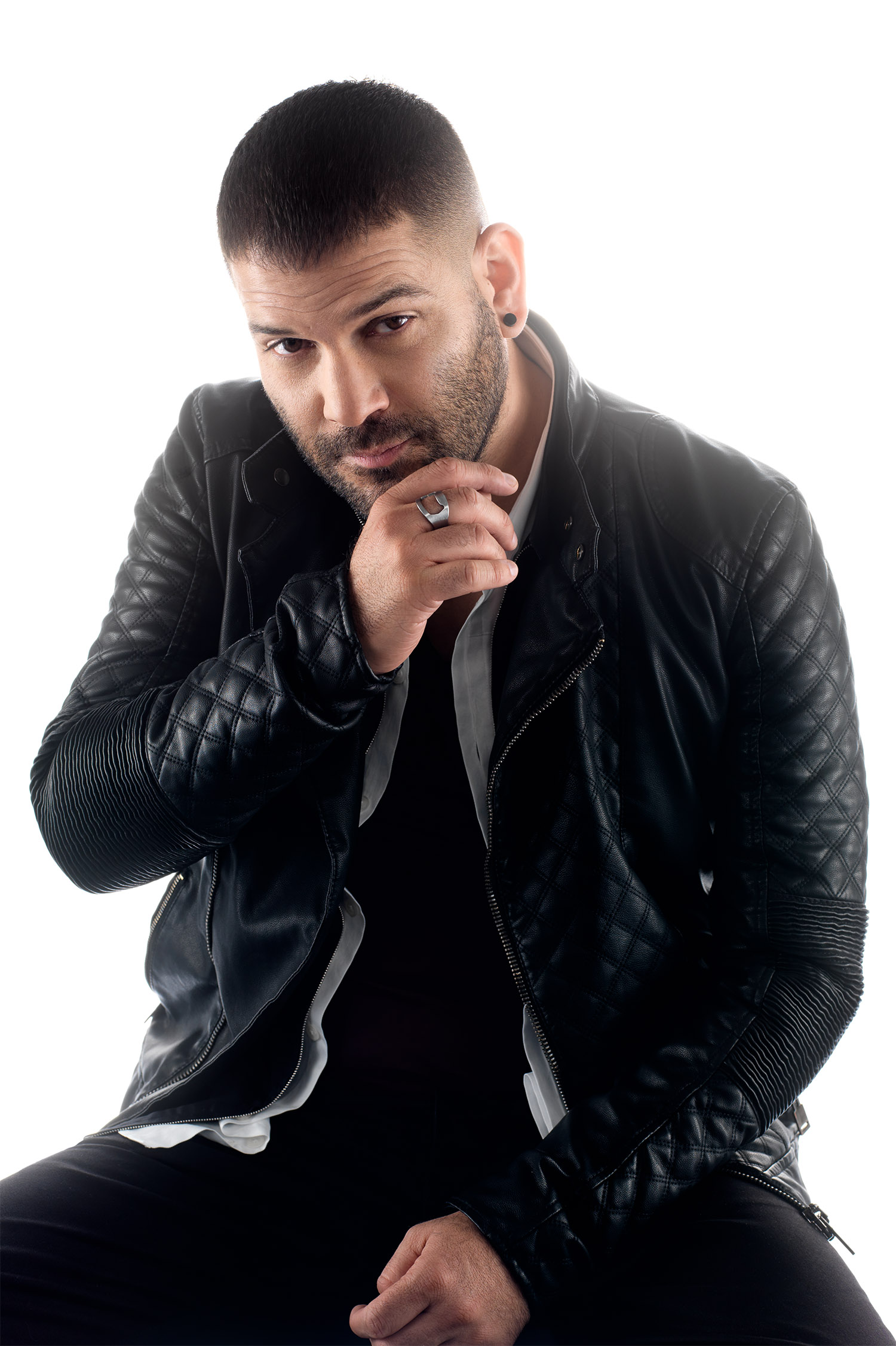 Guillermo Diaz for The Hollywood Reporter - Whether you love comedy or drama, Guillermo's characters have delivered something for you to obsess over - from Half Baked to Scandal, his filmography is stacked with fan favorites. Not to mention, he is a damn fine human being and a real joy to work with. Here is an image M+D shot for The Hollywood Reporter.