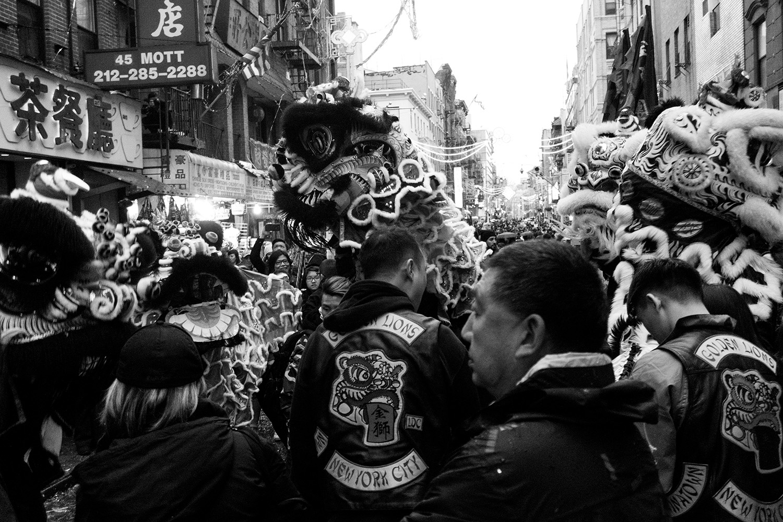 Chinese New Year Celebration, Chinatown