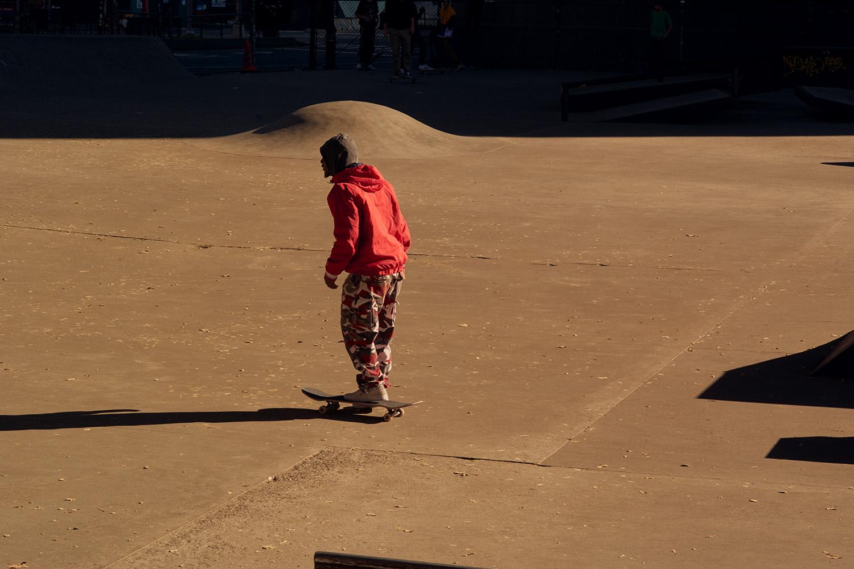 Skatepark, Two Bridges