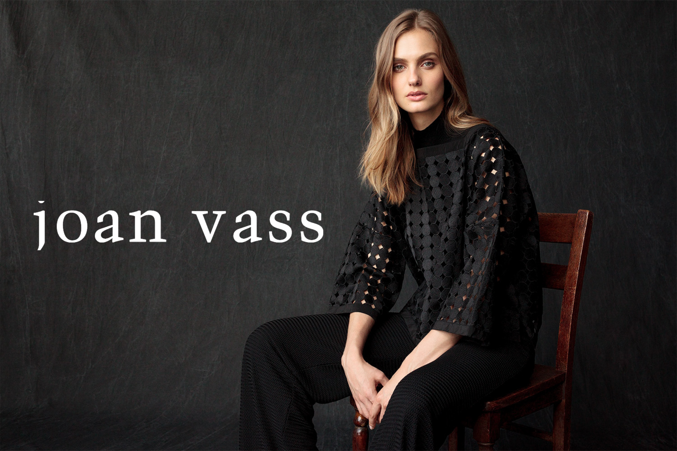 JOAN VASS CAMPAIGN FT. MARTA BEZ@NEXT