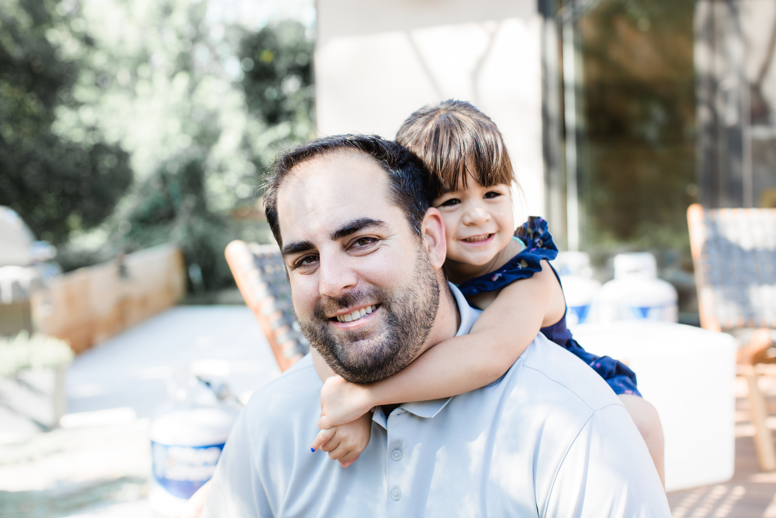 meet dr. vik - husband. father. dedicated pediatric dentist.