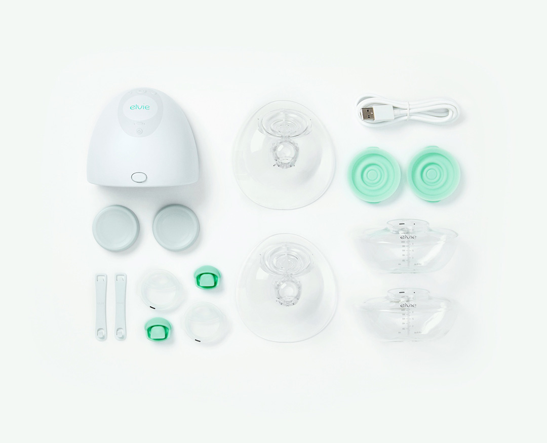 My pick? - Elvie! This one is truly freedom while pumping. The sleek design, 5oz reusable bottles, and super quick USB charge make it a game-changer.