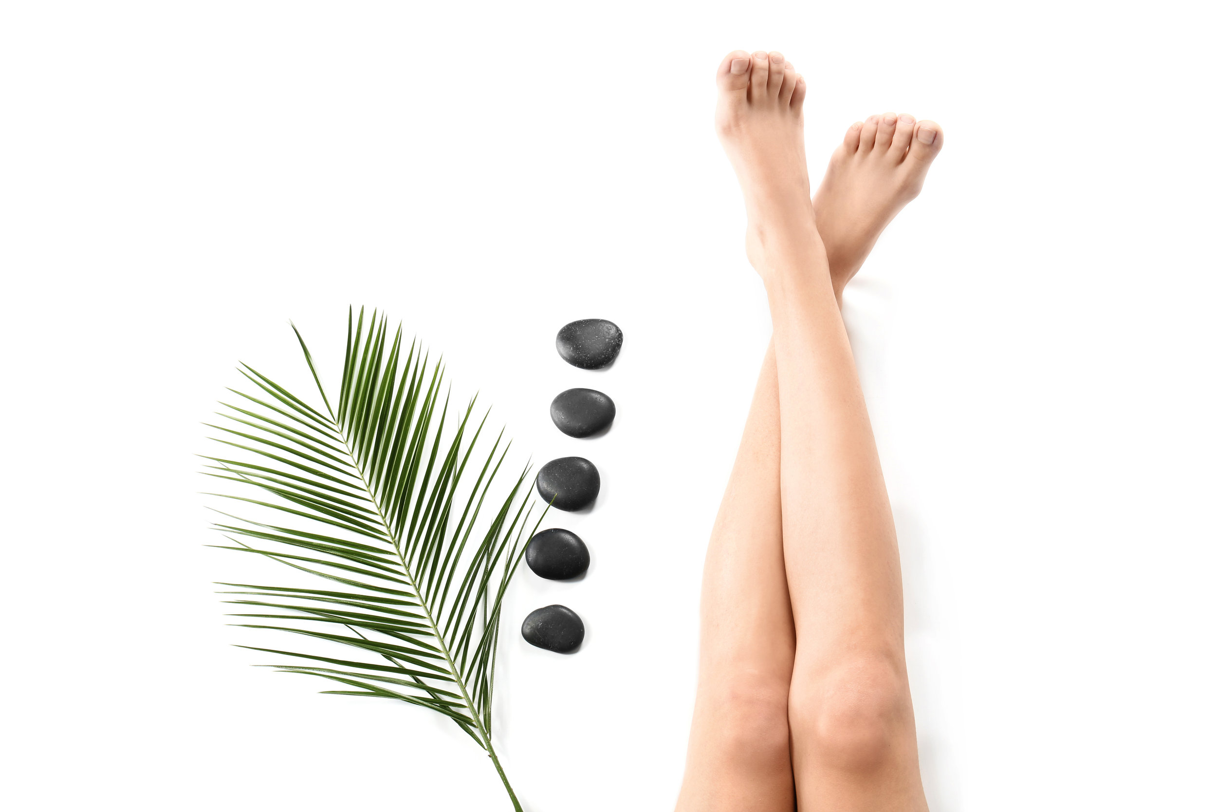 Hot Stone Pedicure - Warm up your feet and relax with our deep massaging hot stone pedicure for only $65Valid until March 31, 2019. Cannot be combined with other offers. Booking recommended.
