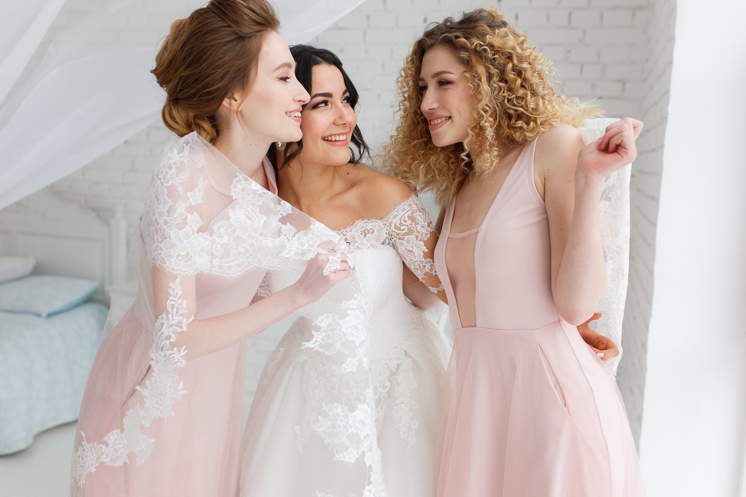 Bliss Bridal Packages - for you and your wedding party