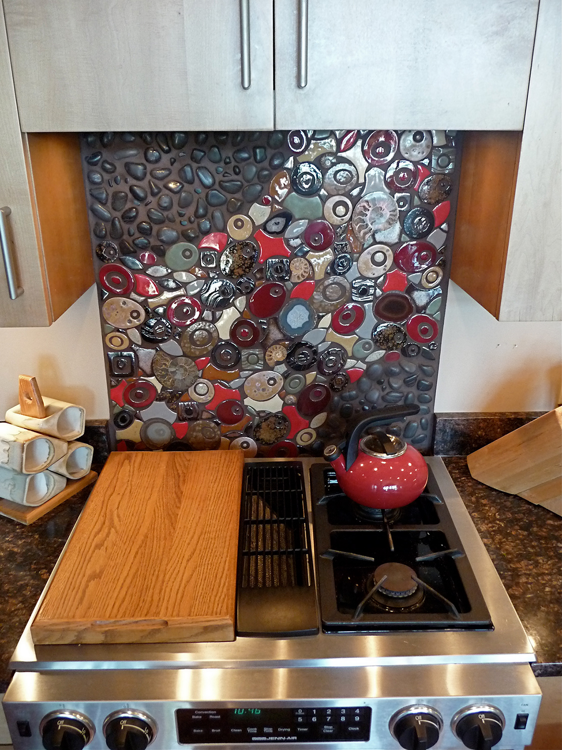 Nelson Kitchen Backsplash